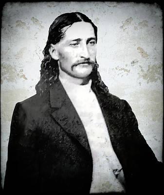 Bill Hickok  1865 Poster
