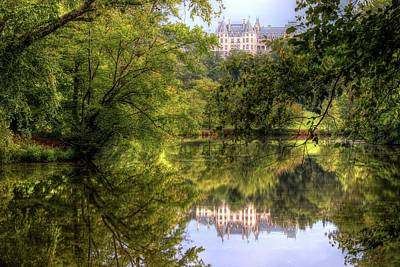 Biltmore Estate Reflections Poster