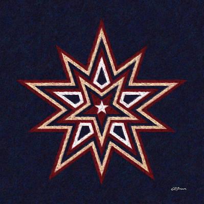 Binary Star Poster