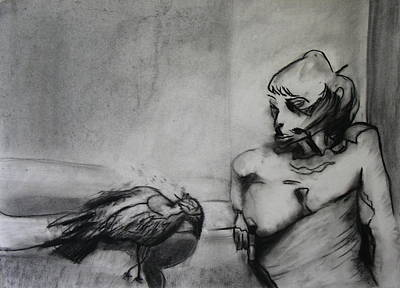Bird Drama Poster