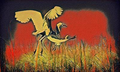 Bird Dreams Poster