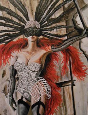 Bird Of Prey Poster by Demian Legg