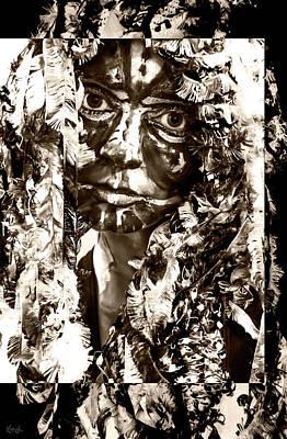 Bird Woman Poster by Kipleigh Brown