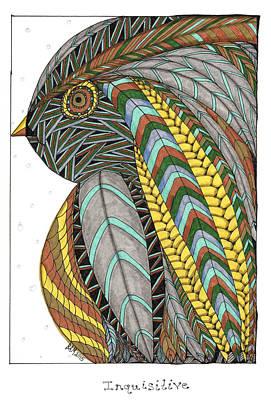 Bird_inquisitive_s007 Poster