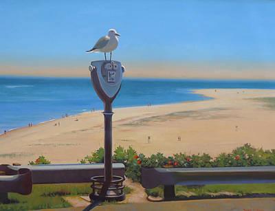 Bird's Eye View Poster by Dianne Panarelli Miller