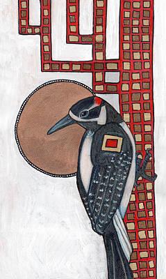 Bird's Eye View Poster by Lynnette Shelley