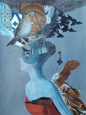 Birdwoman Poster by Jonathan Benitez
