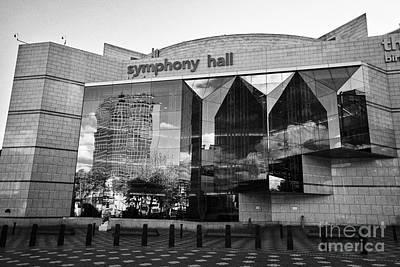 Birmingham Symphony Hall Uk Poster
