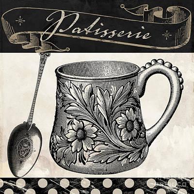 Bistro Parisienne Iv Poster