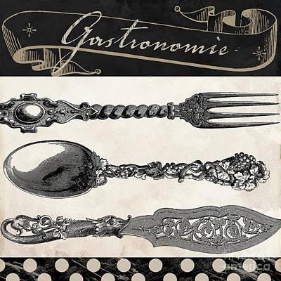Bistro Parisienne I Poster