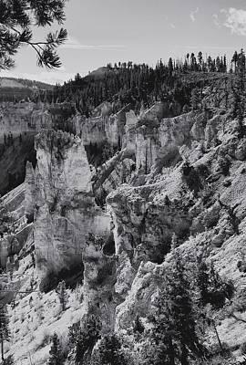 Black Birch Canyon No. 1-1 Poster