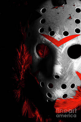 Black Friday The 13th  Poster by Jorgo Photography - Wall Art Gallery