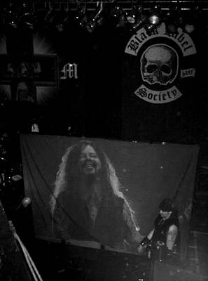 Black Label Dimebag Poster
