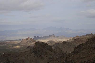 Black Mountains Western Arizona Poster