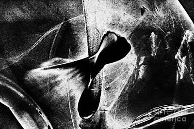 Black Pawn Poster by Elena Lir-Rachkovskaya