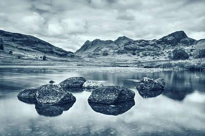 Blea Tarn - Lake District Poster by Joana Kruse