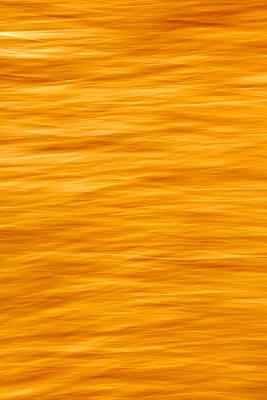 Bleeding Orange Poster