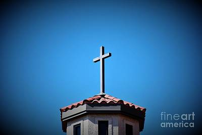 Poster featuring the photograph Blessings To Everyone Of All Faiths by Ray Shrewsberry