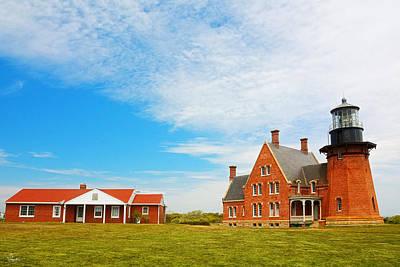 Block Island Southeast Lighthouse Rhode Island Poster