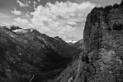Blodgett Canyon Poster