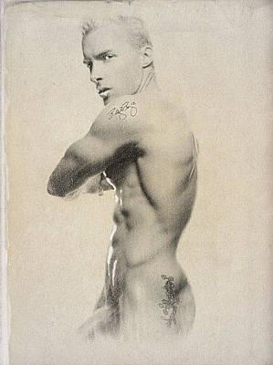 Blondie Poster by Bobby Boyer