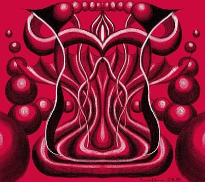 Blood Altar. Poster