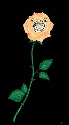Blooming Bengal Poster