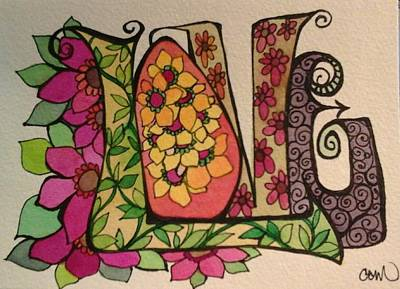Blooming Love Poster