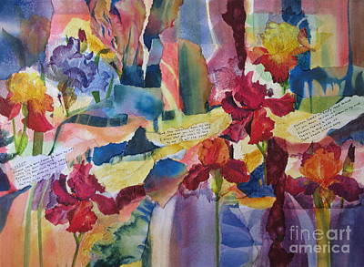 Blossom Poster by Deborah Ronglien