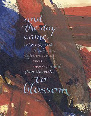 Blossom II Poster