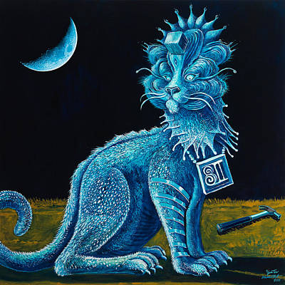Blue Testament Poster