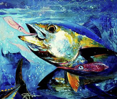 Bluefin   Poster
