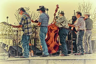 Bluegrass Evening Poster