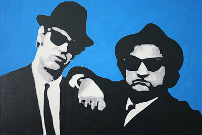 Blues Brothers 2013 Poster