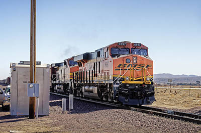 Bnsf6897 Poster