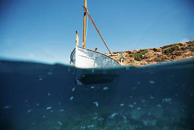 Boat I Poster