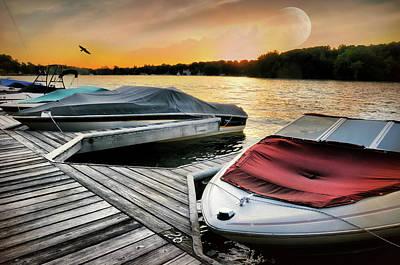 Boat Slip Poster