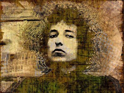 Bob Dylan 1 Poster