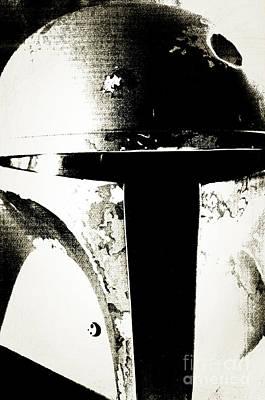Boba Fett Helmet 22 Poster
