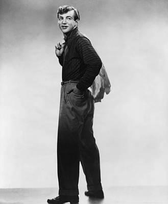 Bobby Darin, Ca. Mid-1950s Poster