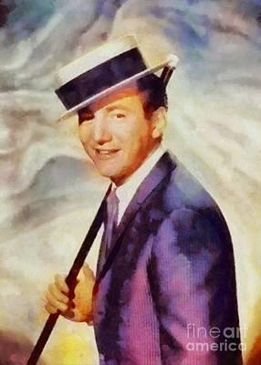 Bobby Darin, Music Legend Poster