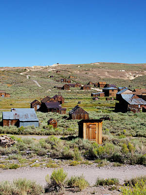 Bodie Ghost Town 1 Poster