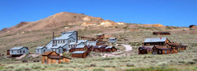 Bodie Ghost Town 2 Poster