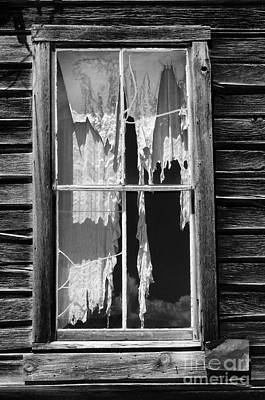 Bodie Ghost Town Poster by Sandra Bronstein