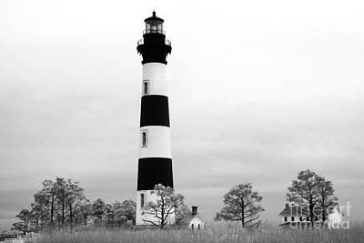 Bodie Lighthouse Poster by Jeff Holbrook