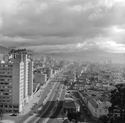 Bogota Poster by Evans