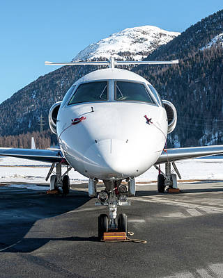 Bombardier Global 5000 Oe-inc Poster