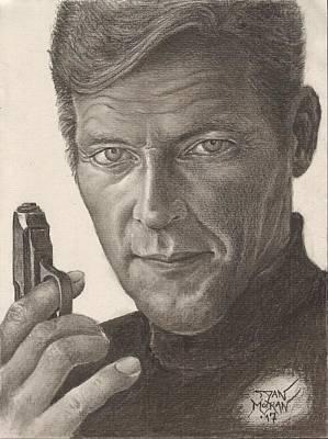 Bond Portrait Poster