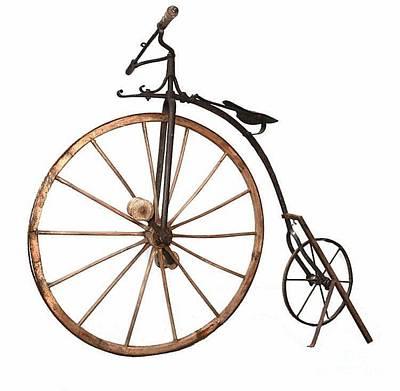Boneshaker Bike Poster