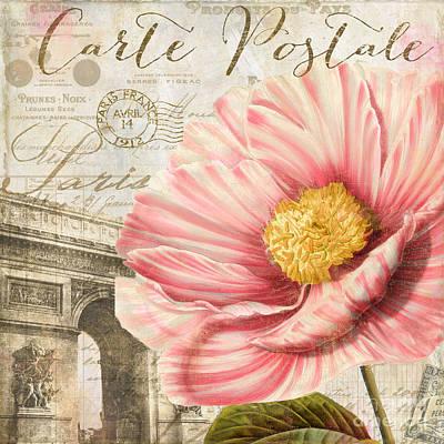 Bonjour I Poster
